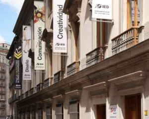 IED Madrid – Palacio de Altamira