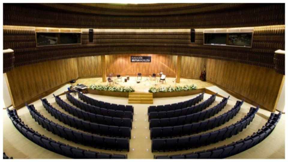 Auditorio Mutua Madrileña