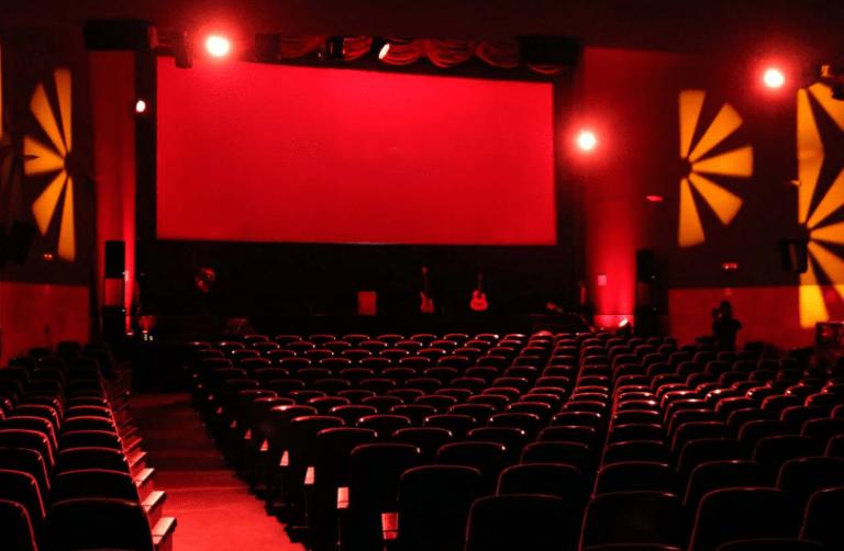 El Palacio De La Prensa De Madrid Sede De Cine Para