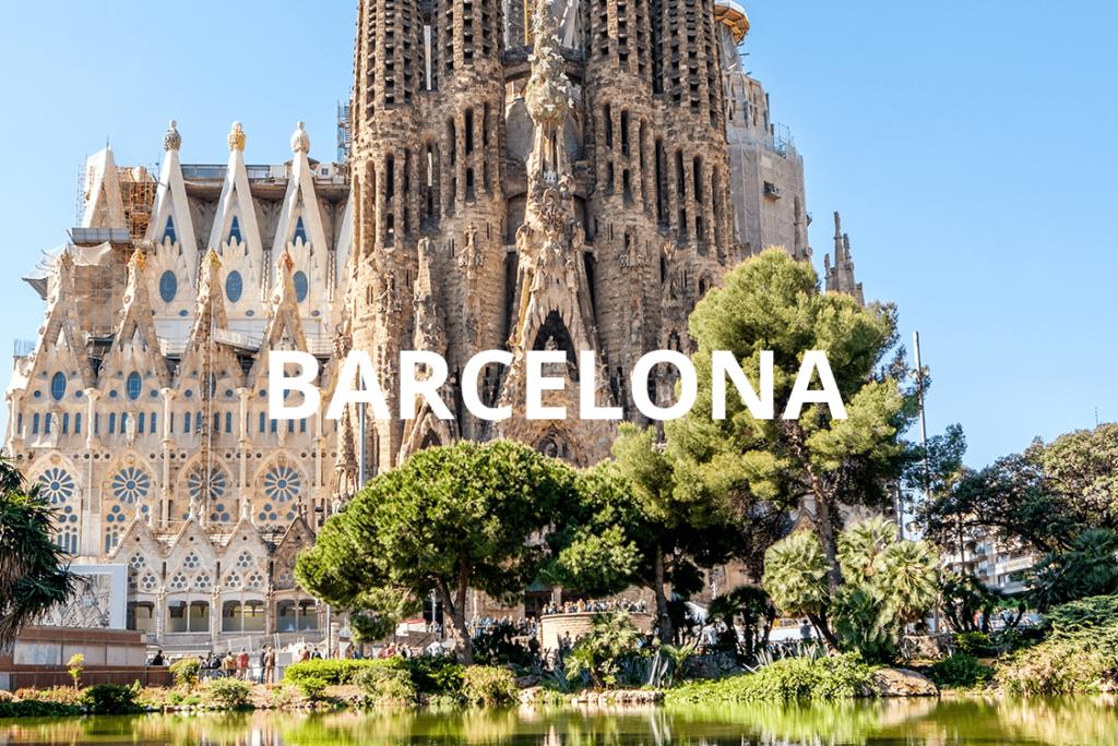 Espacios de eventos en Barcelona