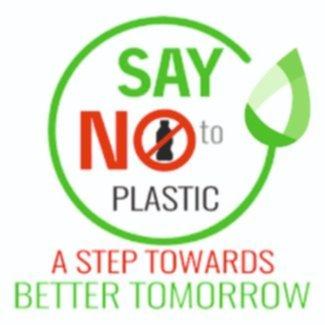 sello No Plastic tuneado