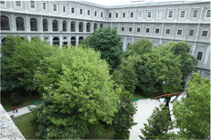 museo reina sofia eventos de empresas