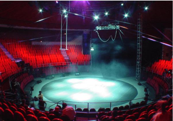 teatro circo prize salas