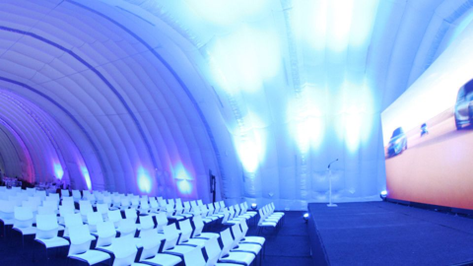 sky center eventos madrid
