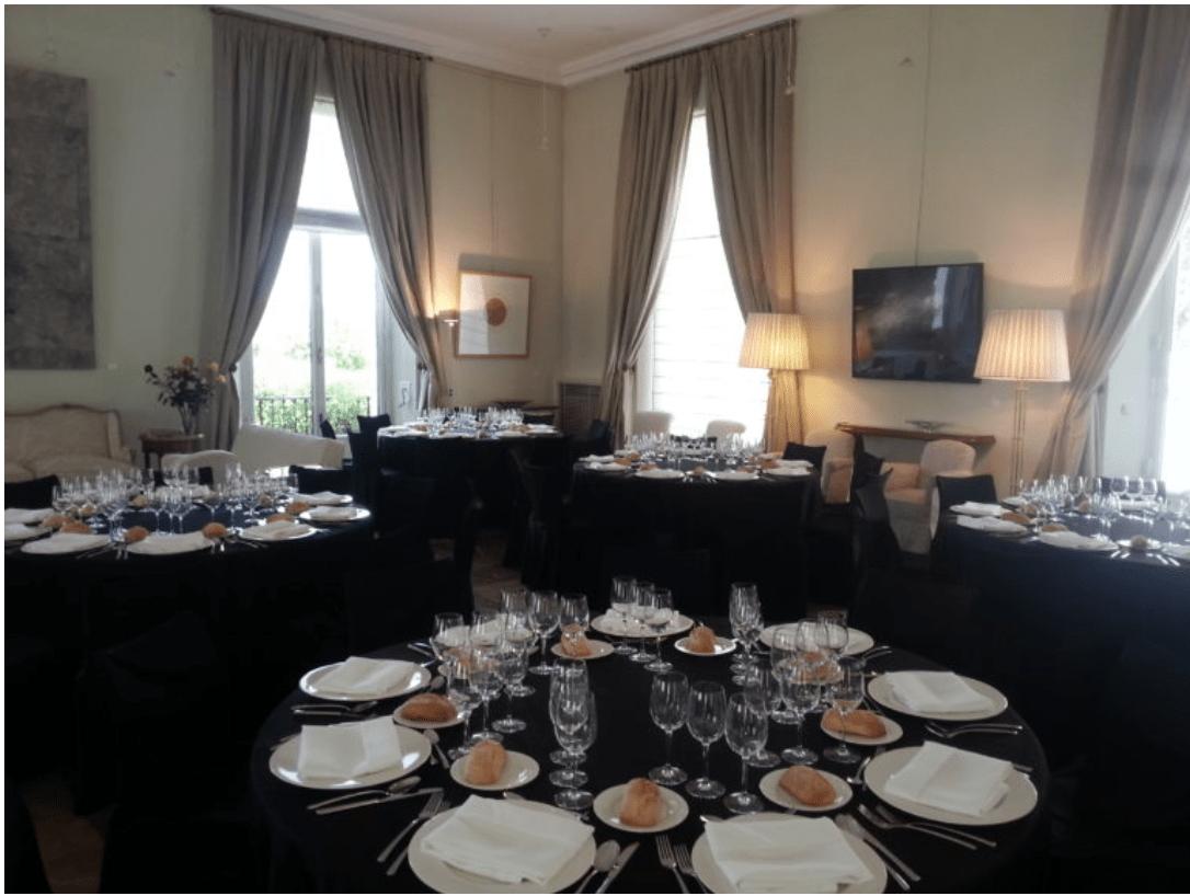 La Casa Velázquez eventos corporativos