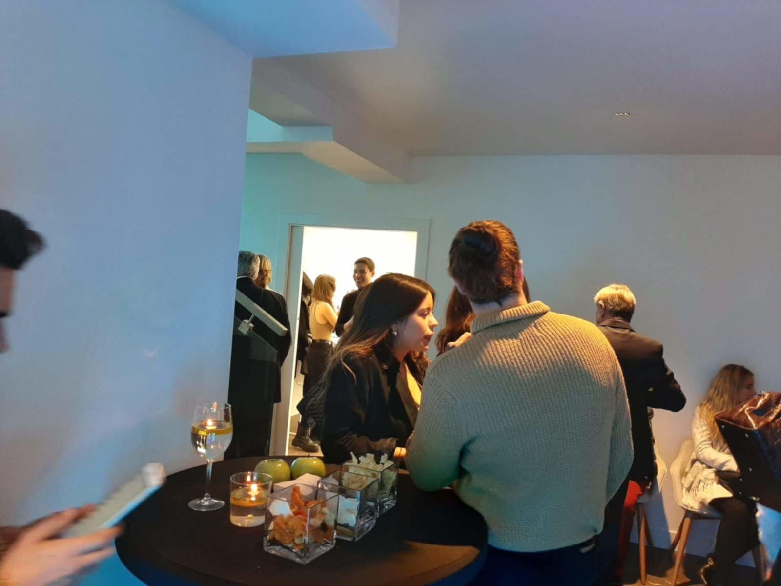 oficinas clientes evento