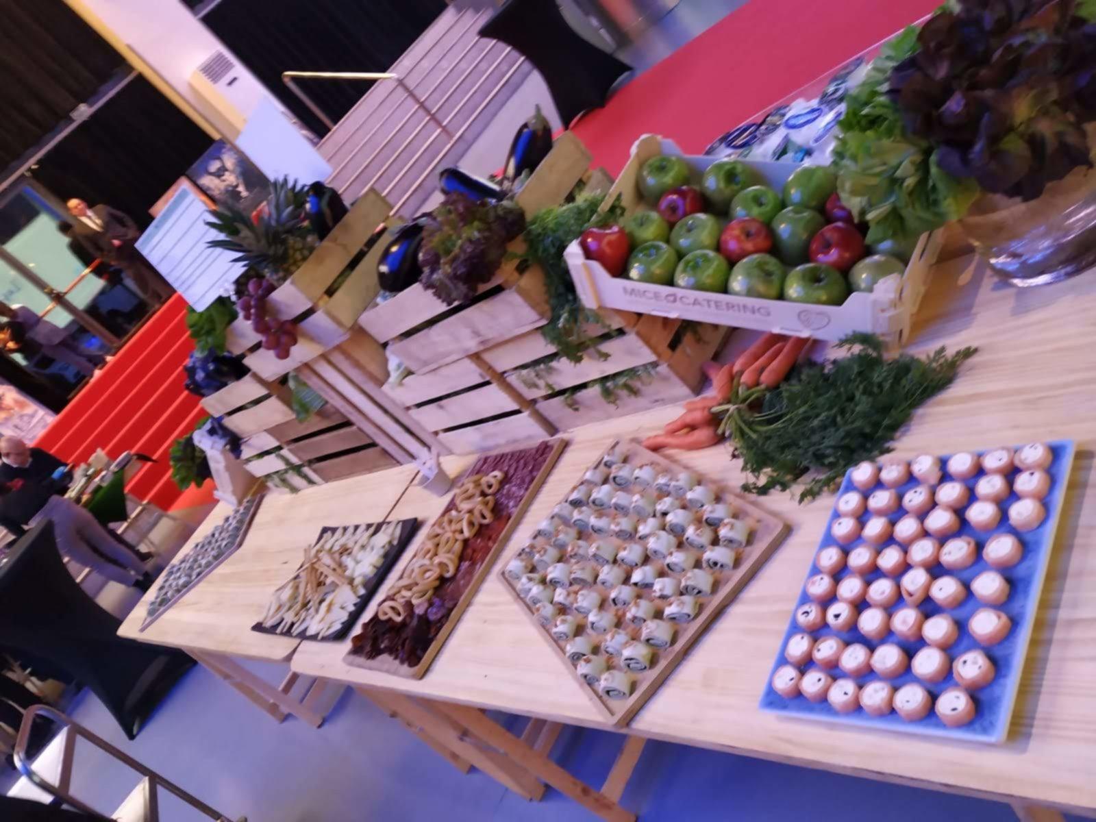evento mice catering teatro goya