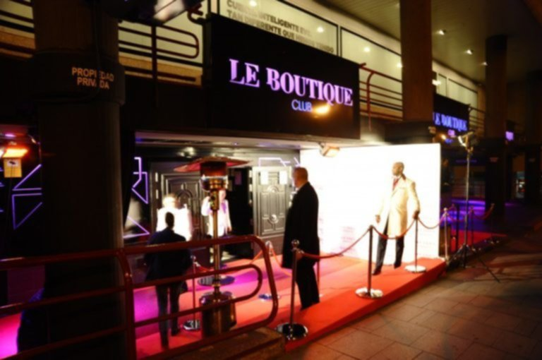 LE BOUTIQUE CLUB