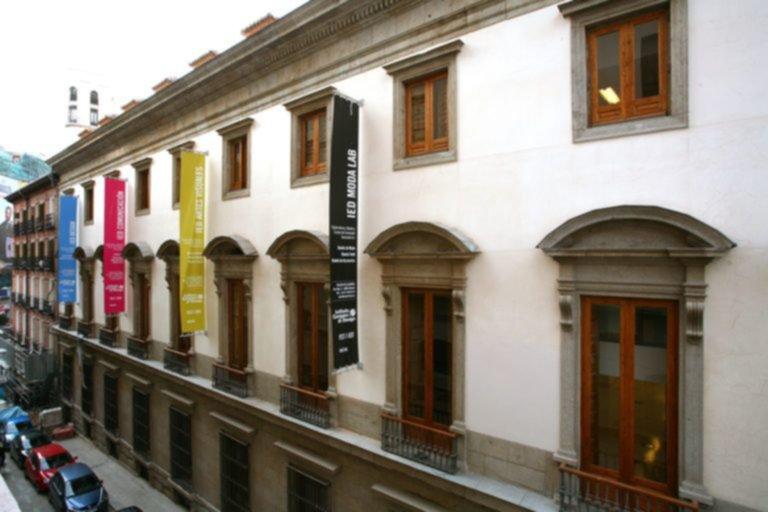 IED MADRID - PALACIO DE ALTAMIRA