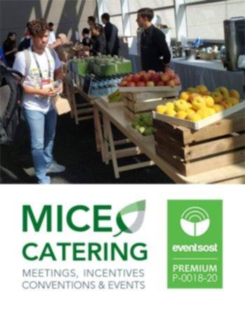Mice Catering 100% Sostenible