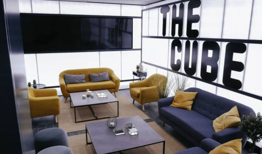 THE CUBE - MADRID HUB