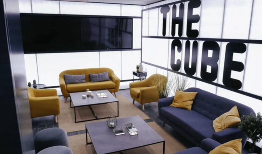 THE CUBE - MADRID HUB