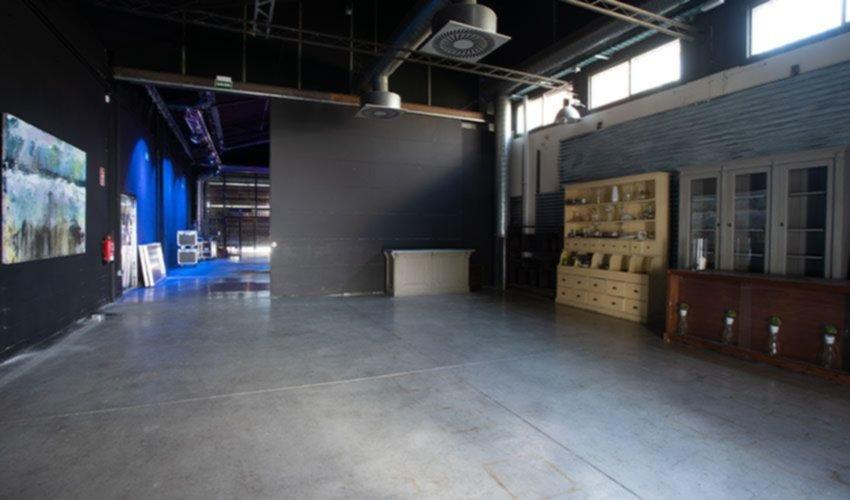 Spacio Zero, un espacio diáfano adaptable a cualquier evento
