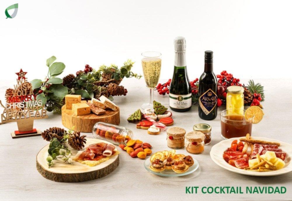kit mice catering cenas de navidad