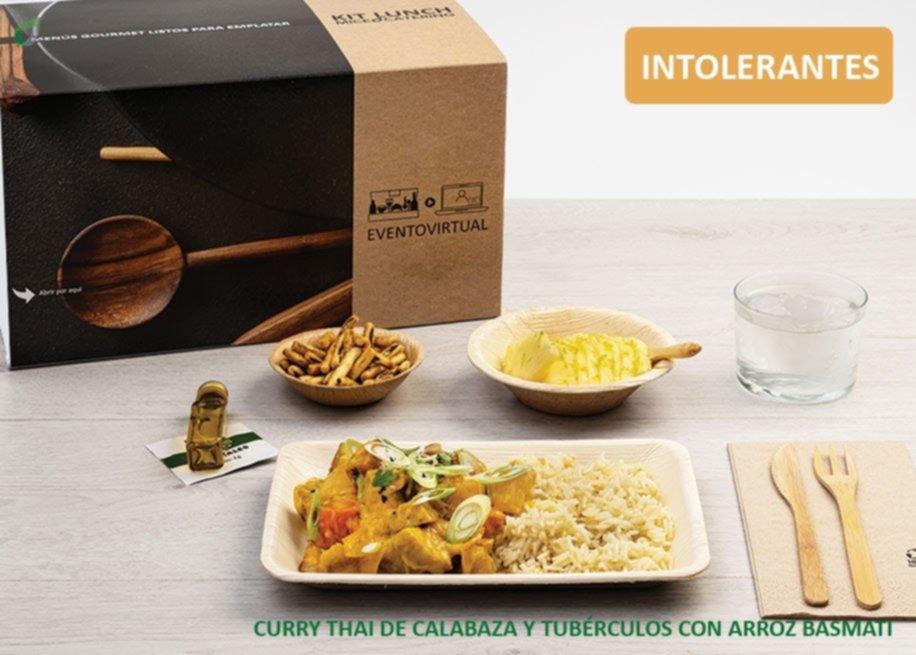 kit lunch para intolerantes
