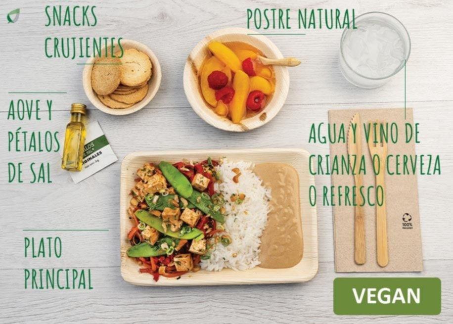 menu vegan mice catering lunch box