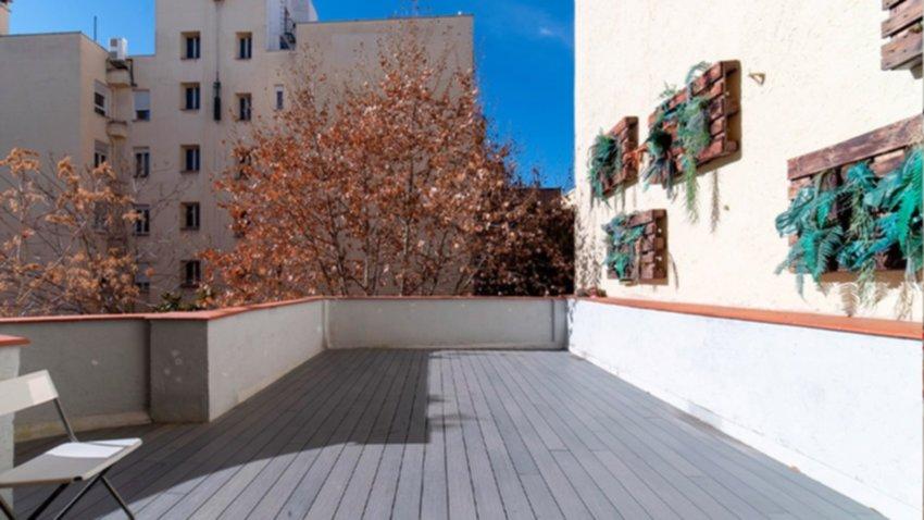 Espacios con terraza para eventos corporativos en Madrid